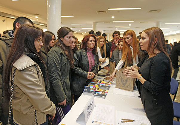 Yaşar Üniversitesi Eğitim ve Tanıtım Günleri