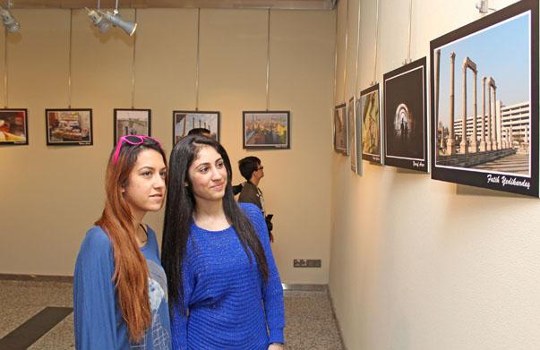Birbirinden güzel fotoğraf karelerine imza atan Agoralı çocuklar, eserlerini gururla sergiledi.