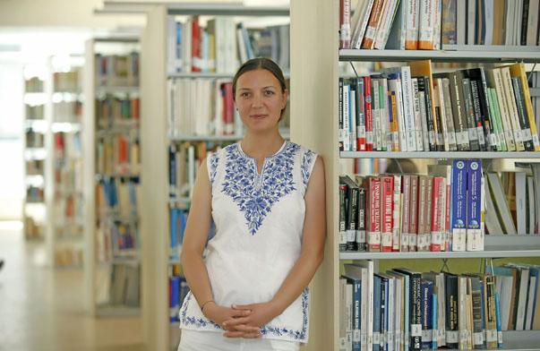 Yrd. Doç. Dr. Elif Durgel Jagtap-Yaşar Üniversitesi Psikoloji Bölümü Öğretim Üyesi