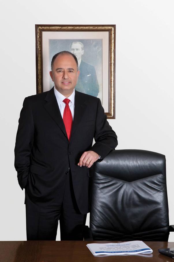 Ahmet Yiğitbaşı-Yaşar Üniversitesi Mütevelli Heyeti Başkanı