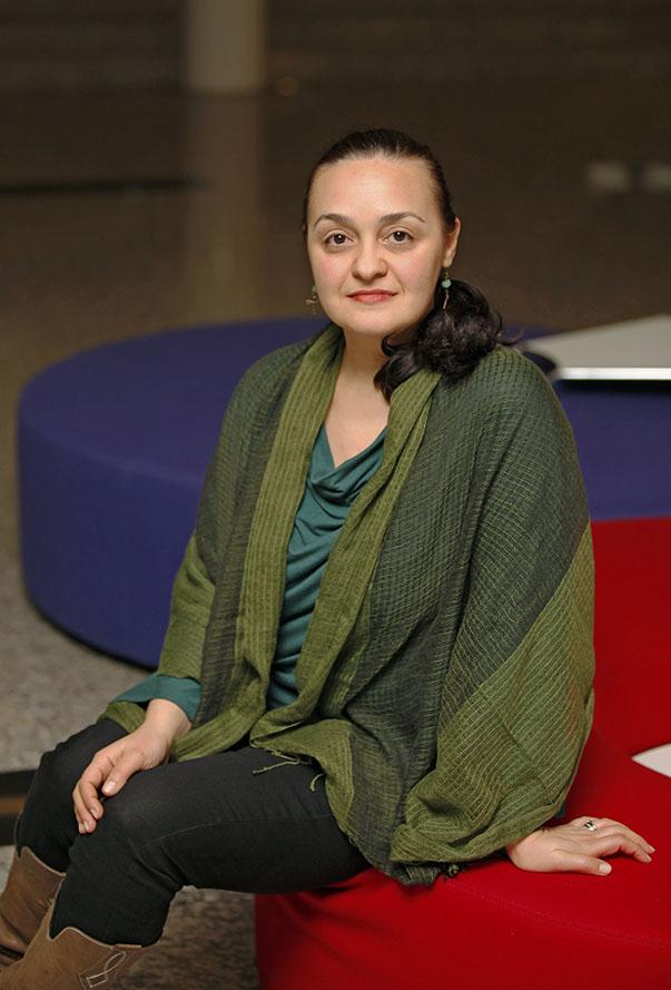 Yrd. Doç. Dr. Ferika Özer Sarı-Yaşar Üniversitesi Turizm İşletmeciliği Bölümü Öğretim Üyesi