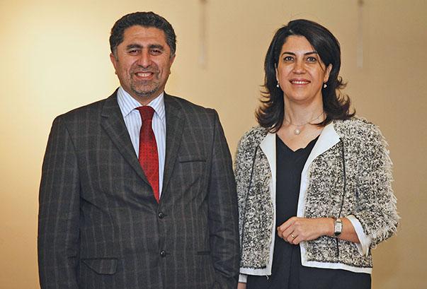 Prof. Dr. Mustafa Ruhan Erdem - Ferda Eser