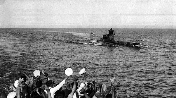 E-11 Denizaltısı