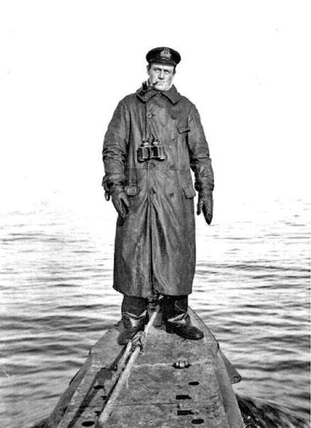 Kaptan Martin Eric Dunbar Nasmith
