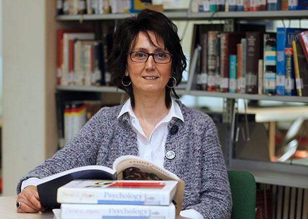 Yaşar Üniversitesi Rehberlik ve Psikolojik Danışmanı Yrd. Doç. Dr. Berrin Eylen Özyurt