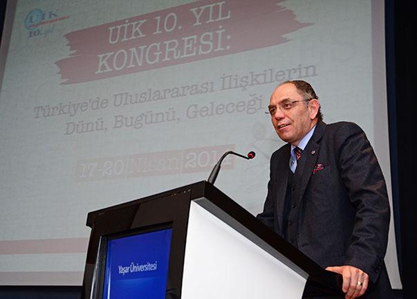 Prof. Dr. Murat Barkan-Yaşar Üniversitesi Rektörü
