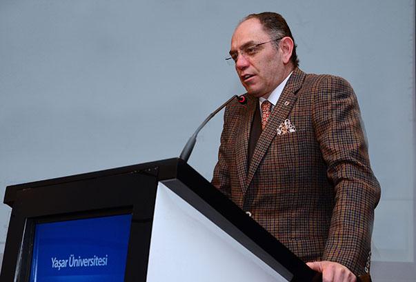 Prof.Dr.Murat Barkan-Yaşar Üniversitesi Rektörü