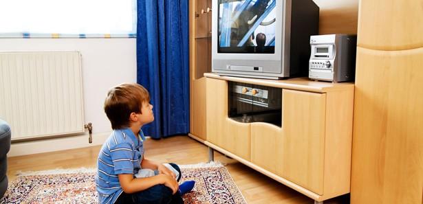 tv ve çocuk