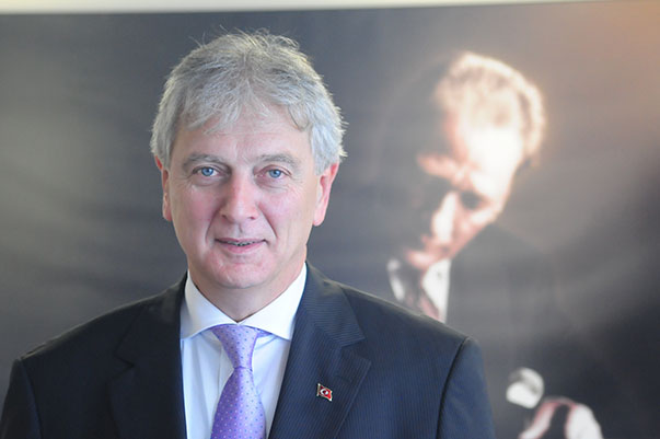 Ender Yorgancılar-EBSO Yönetim Kurulu Başkanı
