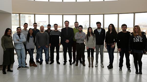 Yaşar Üniversitesi MYO Marina ve Yat İşletmeciliği Programı'nın misafiri olarak İzmir'e gelen Dr. Ralf Heron, Türkiye'deki marinaları ve marina işletmeciliğini değerlendirdi.
