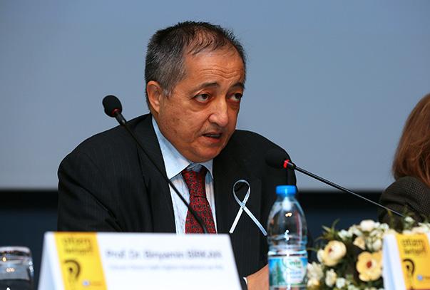 Selim Yaşar-Yaşar Holding Yönetim Kurulu Başkanı / Güzelbahçe Eğitim ve Uygulama ve İş Eğitim Merkezi'nin Okul Aile Birliği Başkanı