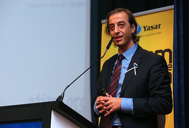 ODER Otizm Derneği Başkanı Ergin Güngör
