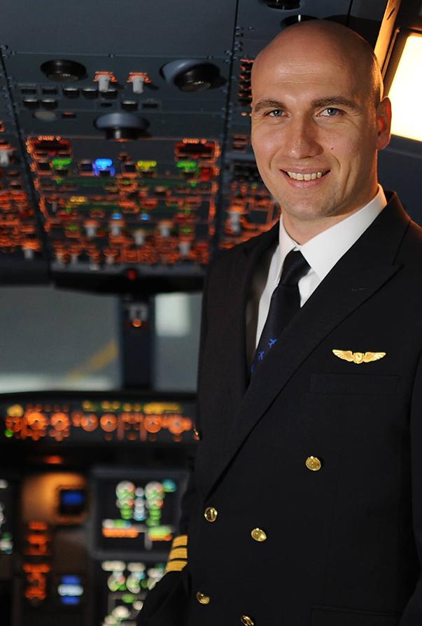 THY pilotu Sedat Sedat Yalın Ahbab