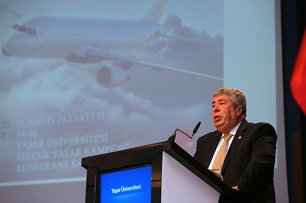 TALPA Başkanı Kaptan Pilot Gürcan Mantı