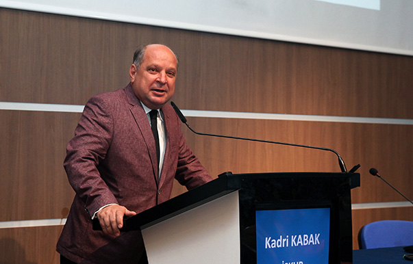 İŞKUR İzmir İl Müdürü Kadri Kabak