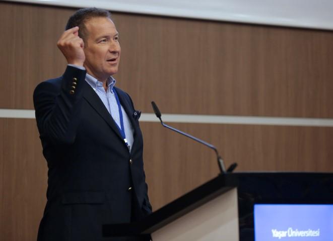 D-Marin CEO'su Kemal Saatçioğlu