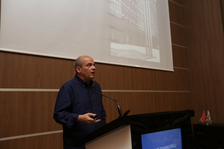 Mimar Murat Tabanlıoğlu