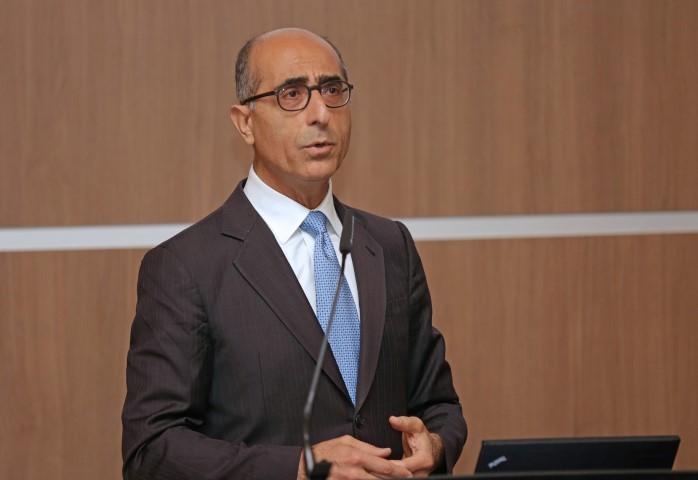 Küresel Ekonomik Modelleme Ağı (ECOMOD) Başkanı Prof. Dr. Ali Bayar