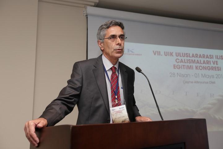 Yaşar Üniversitesi Rektör Yardımcısı Prof. Dr. Ali Nazım Sözer
