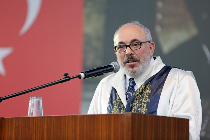 Rektör Prof.Dr. Cemali Dinçer