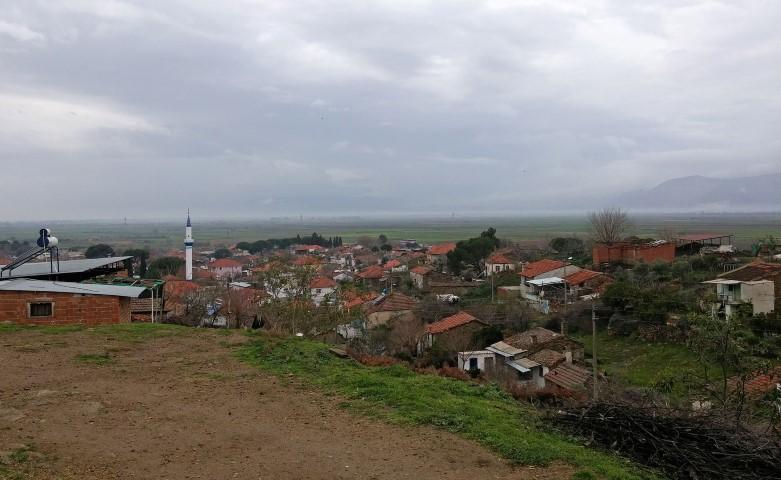 Aydın'ın Kasaplar Köyü'nün bu hali proje tamamlanınca 'Tekno Köy'e dönüşecek.