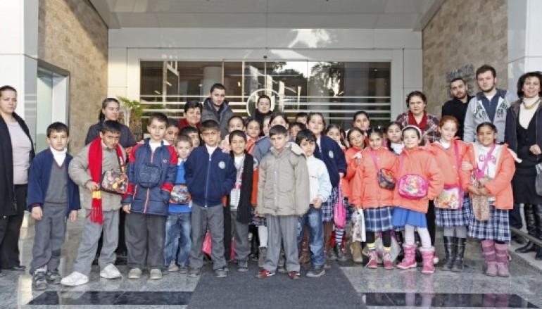 İlköğretim öğrencileri üniversite ile tanıştı