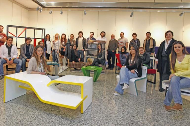 Öğrencilerden geleceğin ofis tasarımları