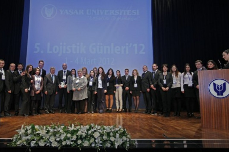 Yaşar'da Lojistik Günleri başladı