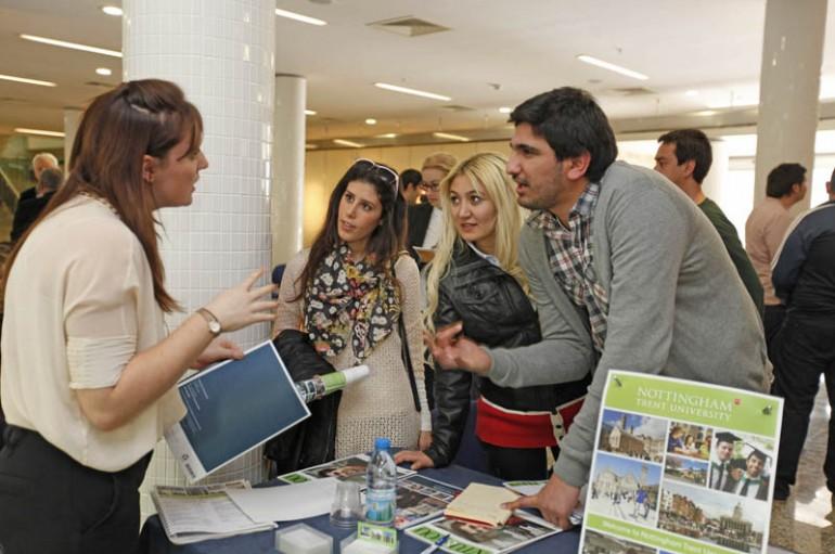 İngiliz üniversiteleri Yaşar'da buluştu