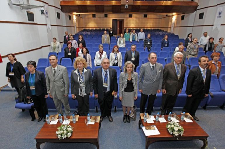 Mimarlık bölüm başkanları Yaşar'da buluştu