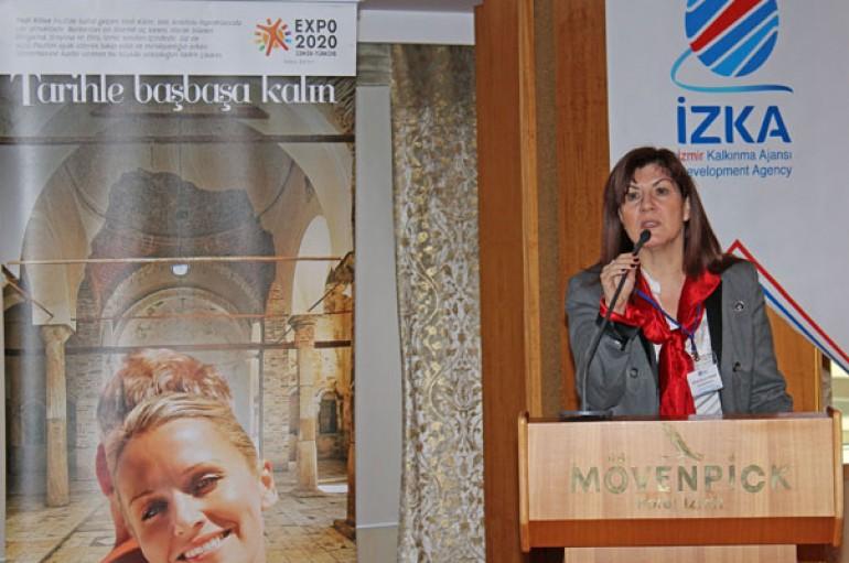 İzmir turizmini tartıştılar