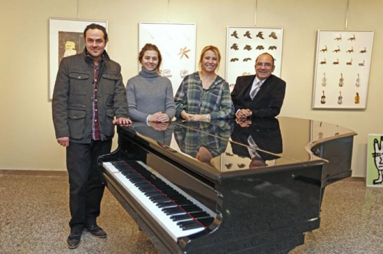 Yaşar Üniversitesi'nden engellilere müzik okulu
