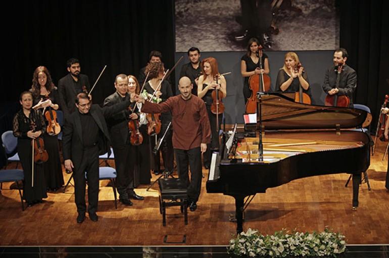 Yaşar'da Mozart akşamı