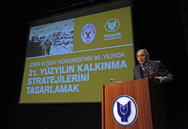 Prof.Dr.Murat Barkan- Yaşar Üniversitesi Rektörü