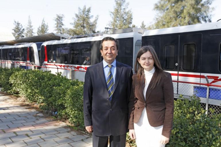 İzmir metrosu tasarruf edecek