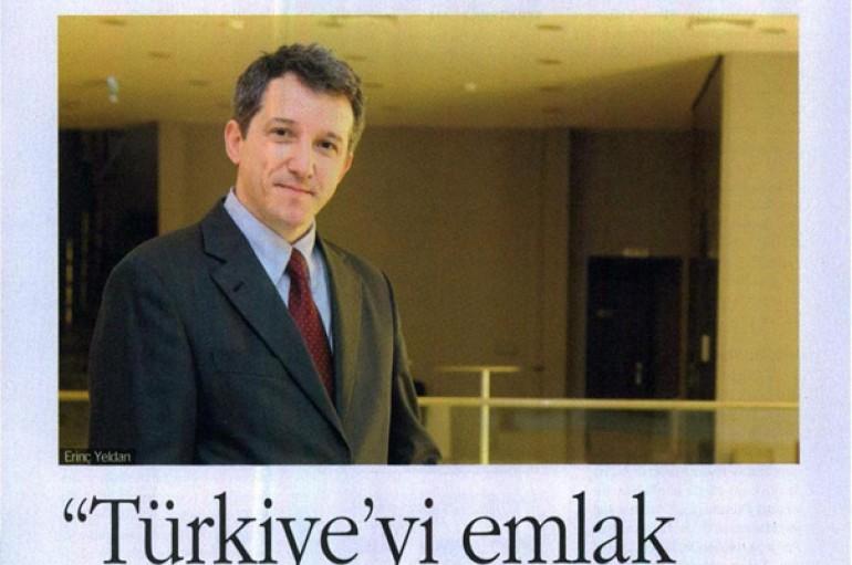 EKONOMİST Dergisi – Prof.Dr. Erinç YELDAN röportajı