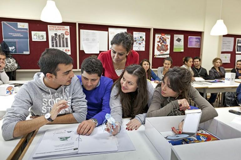 Yaşar öğrencilerine KOSGEB desteği