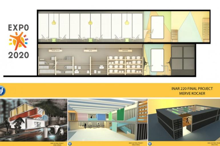 EXPO için özel tasarım
