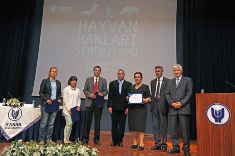 Yaşar Üniversitesi 2. Hayvan Hakları Sempozyumu