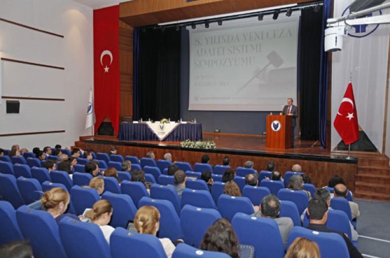 Yeni Ceza Adalet Sistemi 8. yılında Yaşar'da tartışıldı