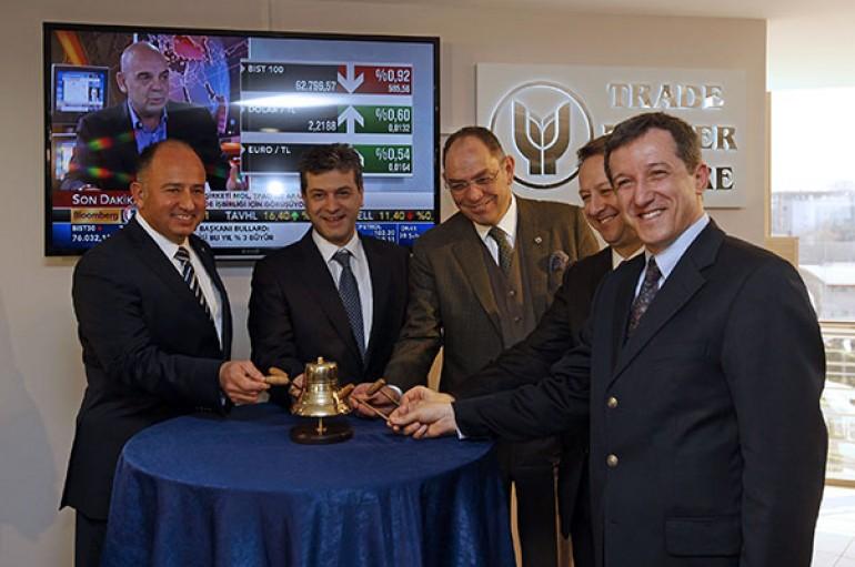 Geleceğin yatırım bankacıları Yaşar'da yetişiyor