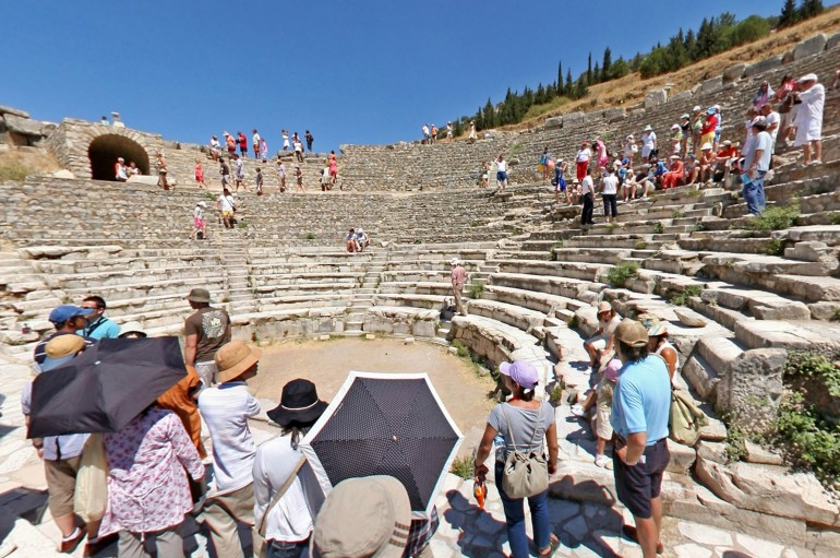 Turist gözünden İzmir