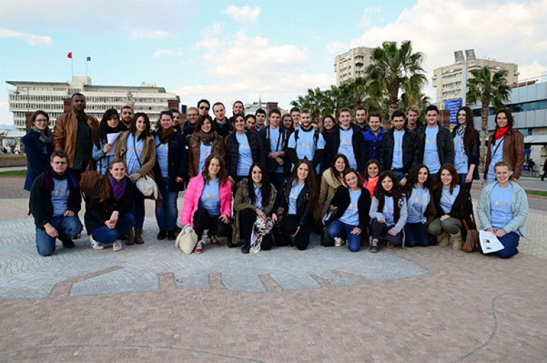 Türk kültürünü ve İzmir'i keşfettiler