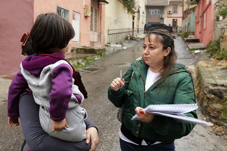 Yaşarlı akademisyenden Suriyeli sığınmacılar araştırması