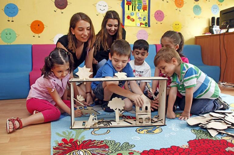 Çocuklara Türk malı sağlıklı oyuncaklar