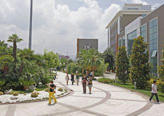 (Turkish) Yaşar Üniversitesi'nin yükseliş hedefi