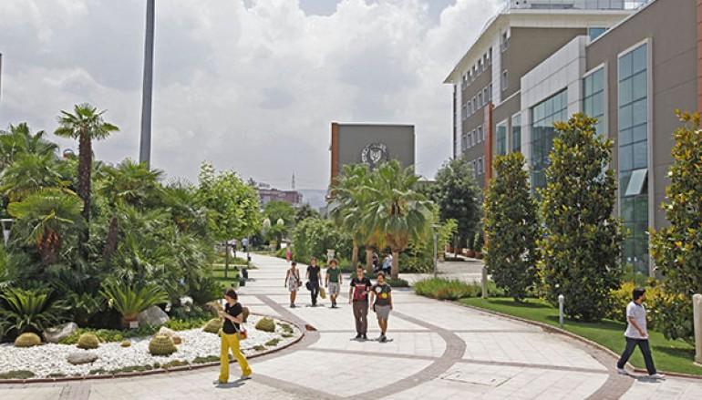 """(Turkish) Yaşar Üniversitesine """"Dumansız Kampüs Sahası"""" teşekkür belgesi"""