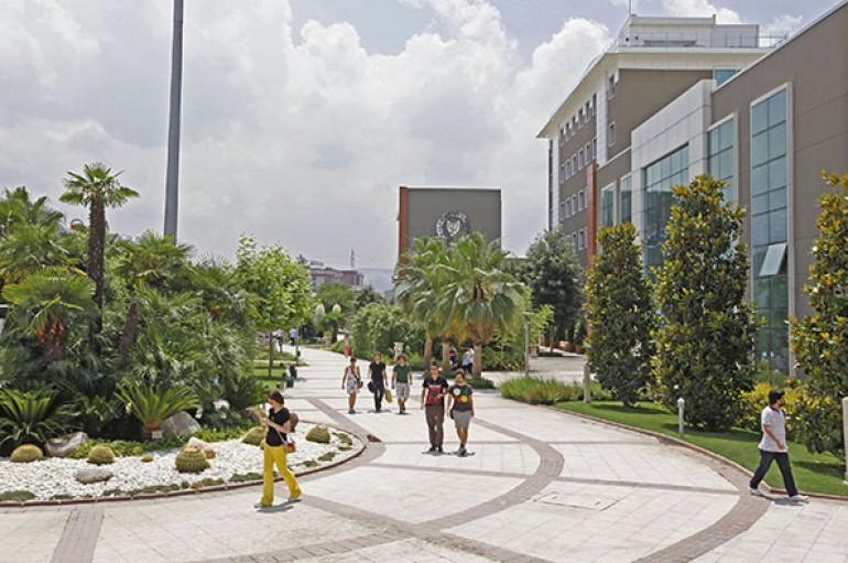 Yaşar Üniversitesi'nin yükseliş hedefi