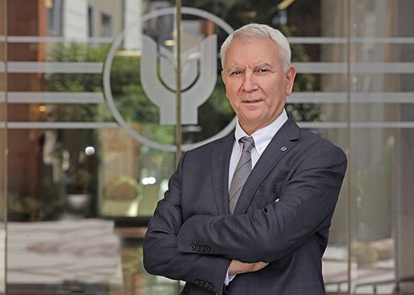 Akdeniz Akademisi Tasarım Koordinatörü, Yönetim Kurulu ve Bilim Kurulu üyesi Yaşar Üniversitesi Rektör Yardımcısı Prof. Dr. Tevfik Balcıoğlu
