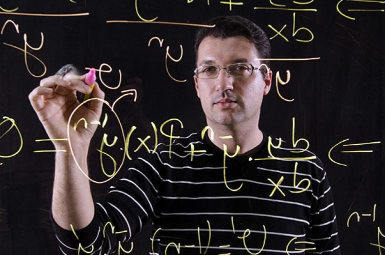 Polat'ın matematik azmi